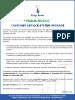 KbIXrj2sM7EU_Public Notice Ad - Customer Service System Upgrade - 09.11.2017(1)