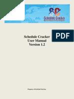 Schedule Cracker Manual 1.2