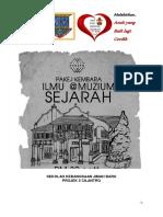 Kertas Cadangan Pakej Kembara Ilmu @ Muzium Sejarah1