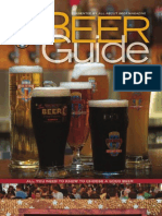All About Beer Festival Beer-Guide
