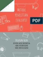 Pp Evaluatif Sip