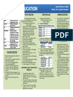 Kursus Microsoft Office Excel
