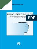 Genero e desenvolvimento