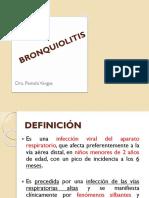 BRONQUIOLITIS -  NEUMONÍA.pptx