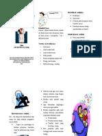 Leaflet Anemia Aplastik