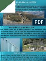 Como Se Genera La Energía Hidráulica