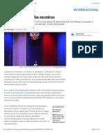 Bonet P (2018) La fábrica rusa de las mentiras | Internacional | EL PAÍS