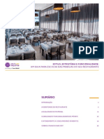 Estilo Estratgia e Funcionalidade - Um Guia Para Escolha Das Moblias Do Seu Restaurante