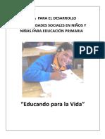 GUIA DE HABILIDADES SOCIALES