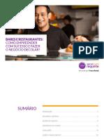 Bares e Restaurantes - Como Empreender Com Sucesso e Fazer o Negcio Decolar
