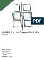 Guía Rápida para Colegios Verticales Portable