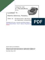 Simulado LIV- PCF Área 6 - PF - CESPE