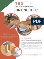 Doc Commerciale Draincotex