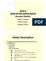 ZXR10 2609 Access Switch(1)