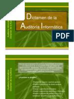 Dictamen Informe Auditoria