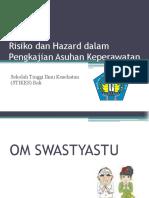 PPT Risiko dan Hazard dalam Pengkajian Asuhan Keperawatan.pptx