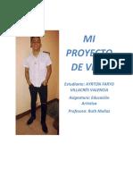 Mi Proyecto de Vida Fv