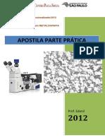 APOSTILA - METALOGRAFIA