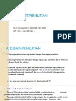 III. METODE RISET A. Desain Penelitian.pptx