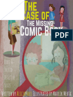 The Case of the Missing Comic B - Alicia Voss