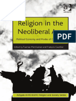 (Ashgate Ahrc_Esrc Religion and Society) Tuomas Martikainen, Francois Gauthier-Religion in the Neoliberal Age_ Political Economy and Modes of Governance-Ashgate Pub Co (2013).pdf
