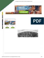 Urbanização No Brasil, Brasileira, História Urbanização No Brasil