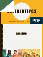Ficha Descriptivaestereotipos