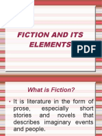 Fiction Presentation