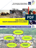 02 - Profile of Waste Management in Sleman