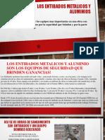 1G Entibados Metalicos Contra Nada y La Madera