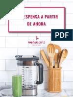 VenuSanz TSV Leccion1 Tu Despensa