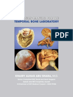 Abushara Temporal Bone Dissection Manual