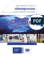 AGRE DFE Kolbenkompressoren Portfolio