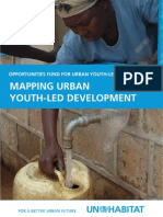 Mapping Urban Youth-Led Development Opportunities Fund for Urban Youth-Led Development