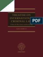 Treatise on International Criminal Law [Vol. II] The Crimes and Sentencing-Oxford University Press (2014),Kai Ambos.pdf