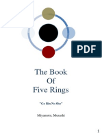 Miyamoto Musashi - Go Rin No Sho - The Book of Five Rings