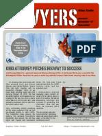 Lawyers Video Studio Online Newsletter-November 2010