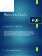 Reading Section- Vocabulary Questions.pptx