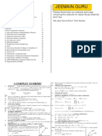 Math Formulas Book For JEE MAIN _ Advanced   _ d.t.pdf