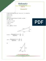 10 Maths NcertSolutions Chapter 8 1