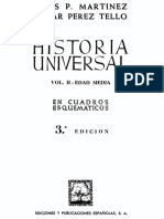 Martinez Jesus - Historia Universal en Esquemas 2 - Edad Media