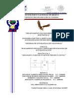 PRACTICA 1 - Arranqe y Paro de Un Motor Trifasico Con Un PLC