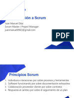 Introducción a Scrum