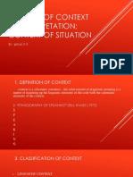 The role of context interpretation.pptx