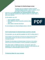 IELTS Writing advantages or disadvantages essay.docx