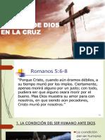 El Amor de Dios en La Cruz