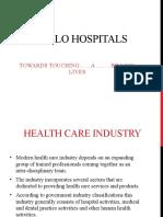 Apollo Hospitals Management
