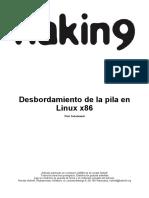 desbordamiento de la pila linux en x86.pdf