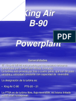 B 90 Powerplant