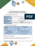 Guía de actividades y rúbrica de evaluación - Fase 1 - Reconocimiento del Curso N.docx